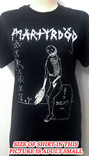 Martyrdod - Sekt - Black Shirt Crust Punk, Swedish Punk