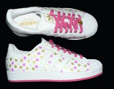 Womens Adidas Superstar Polka Dot shoes new sneakers