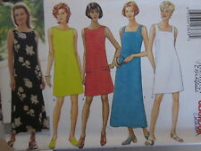 4498 Butterick SEWING Pattern Misses VERY EASY Dress FF
