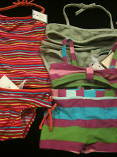 NWT NEW Gap 2 PC Striped Camoflage Swimsuit 18-24 2T 4T