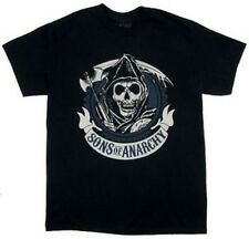 Sons of Anarchy SOA Banner T-Shirt S-M-L-XL-2X-3X