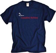 Canadian Airlines Retro Logo Canadian Airline T-Shirt