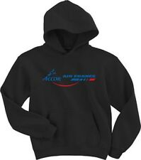 Accor Air France Vintage Logo French Airline Hoody
