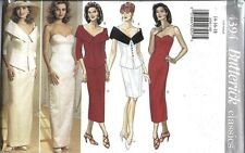 4394 UNCUT Vintage Butterick Sewing Pattern Misses Jacket Dress OOP FF Average