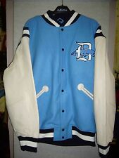 Eminem Shady Detroit Panthers Jacket - Wool with Leather Sleeves - Stall & Dean