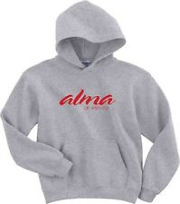ALMA de Mexico Retro Logo Mexican Airline Hoody