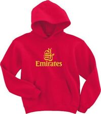 Emirates Airline Retro Logo Emirati Airline Hoody