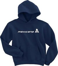 Mexicana Retro Logo Mexican Airline Hoody