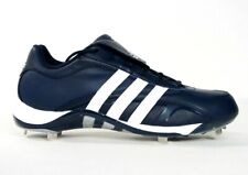 Adidas SM Excelsior 6 Low Baseball Cleats Softball Blue & White Mens NEW