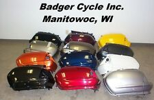 HONDA GOLD WING GL1800 RIGHT OR LEFT SADDLE BAG BODY AND LID MOST COLORS