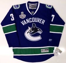 RICK RYPIEN VANCOUVER CANUCKS 2011 CUP JERSEY