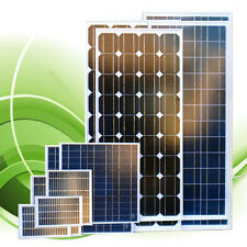 Pick One 12 V Solar Panel 1.5W,6 W,12 W,40 W,100 W,110 W Fit GRID TIE INVERTER