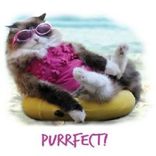 What A Life  Purrfect Cat   Tshirt   Sizes/Colors