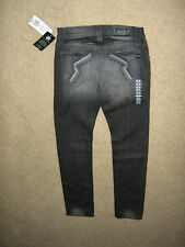 AWESOME NEW WITH TAGS ROCK & REPUBLIC COLBURG JEANS BLACK MYST LOW RISE SKINNY