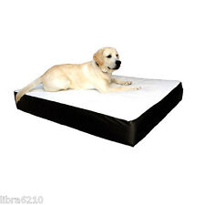 SM - XL Majestic Pet Dog Orthopedic Double Bed SMALL MEDIUM LARGE and XL NEW