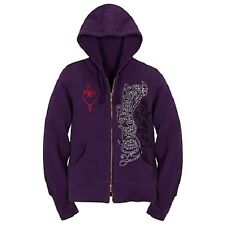 EVIL QUeeN~WiCkEd~PriNceSS~HooDiE~Women~Snow White~NWT~Disney Parks Authentic