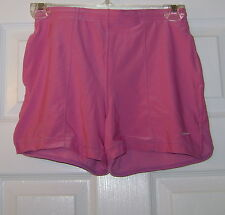 New Nike Girls Technetic Active Shorts Purple 523514-650