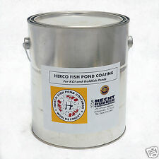 HERCO Neoprene Rubber Koi Fish Pond Coating & Sealer (1 Gallon)