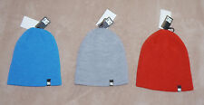 DC CLAP Mens Beanie Skull Cap Hat Sz OS NWT several colors available **