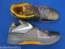 Mens Nike Zoom KD IV shoes new 473679 007 cool grey