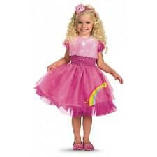 Frilly Cheer Bear Pink Costume Care Bears Halloween Fancy Dress