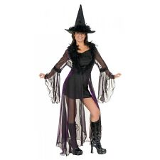 Witch Costume Adult Sexy Halloween Fancy Dress