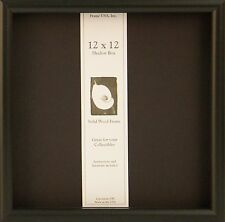 *NEW* 12 X 12 Shadow Box Elite Picture Frame!! Available in 3 Colors!!