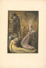 Europe Prophecy Plate 13 Bentley 10 William Blake 1794 Quality Art Photo Poster