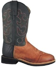 NEW! Smoky Mountain Boots - TODDLER - Western Cowboy - Leather - Seminole