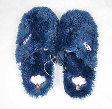 Girl's Plush Heart Love Design Slippers Footwear Size S M L New Year Shopping