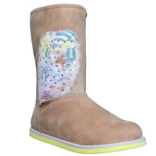 Ed Hardy Tan Bootstrap 100 Boots for Kids