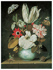 1207.Flowers & Butterflies Art Decor POSTER.Graphics to decorate home office.