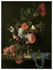 1156.Floral or Florist Art Decoration POSTER.Graphics to decorate home office