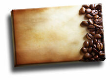 Spread Of Coffee Beans Giclee Canvas Kitchen & Dining Room Art Picture