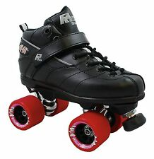 Men Skates Sure Grip Speed Roller Skates Rock Fugitive Quad Wheels Size 1-14