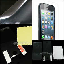 Diamond Glitter Anti-glare Clear Screen Cover Front Protector For iPhone 5 lot