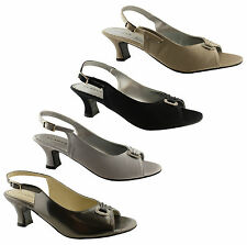 CLARICE JASMINE LADIES/WOMENS SHOES/HEELS/WEDDING/EVENING/DRESS/SANDALS ON SALE!