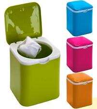 1.2l Mini Dustbin Office Bin Micro Kitchen Food Recycling Bin Waste Disposal