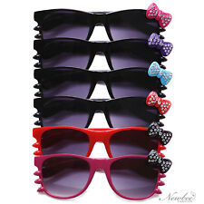 Hello Kitty Sunglasses Rhinestone Bow and Whiskers Many Colors to Choose From
