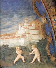 Photo Print Pier Maria and Bianca Struck by the Arrows of Amor (detail) Bembo B