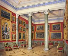 Photo Print: Hau Edward Petrovich Interiors Of The New Hermitage. The Room Of Th