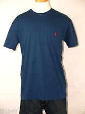 Polo Ralph Lauren French Navy Pocket T-shirt Polo Pony S M L XL XXL NWT