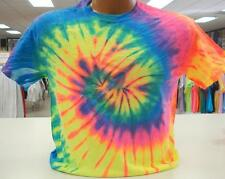 Youth Tie Dye Crew Neck T-Shirts