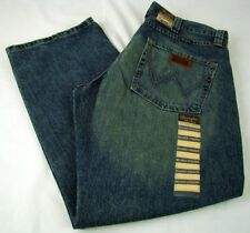 Mens NWT Wrangler Retro Relaxed Straight Jeans WRT30AT Waist Size 32 Any Length