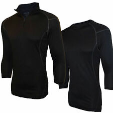 Regatta BaseLayer Zip Neck Technical Wicking Thermal Mens New Antibact