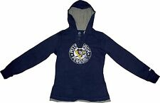Pittsburgh Penguins CCM Women's Classics Navy Blue Long-Sleeve Hoodie Tee