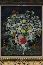 Photo/Poster - Bouquet Of Flowers In A Vase - Gogh Vincent Van 1853 1890