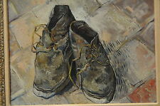 Photo/Poster - Shoes - Gogh Vincent Van 1853 1890