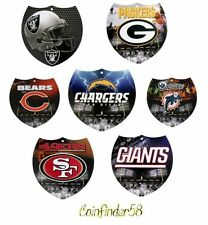 "NFL Interstate Sign 8"" Decorate Your Wall Office Bar - Pick Team"