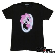 Pinkie Pie Portal My Little Pony MLP Officially Licensed Adult Shirt S-XXL